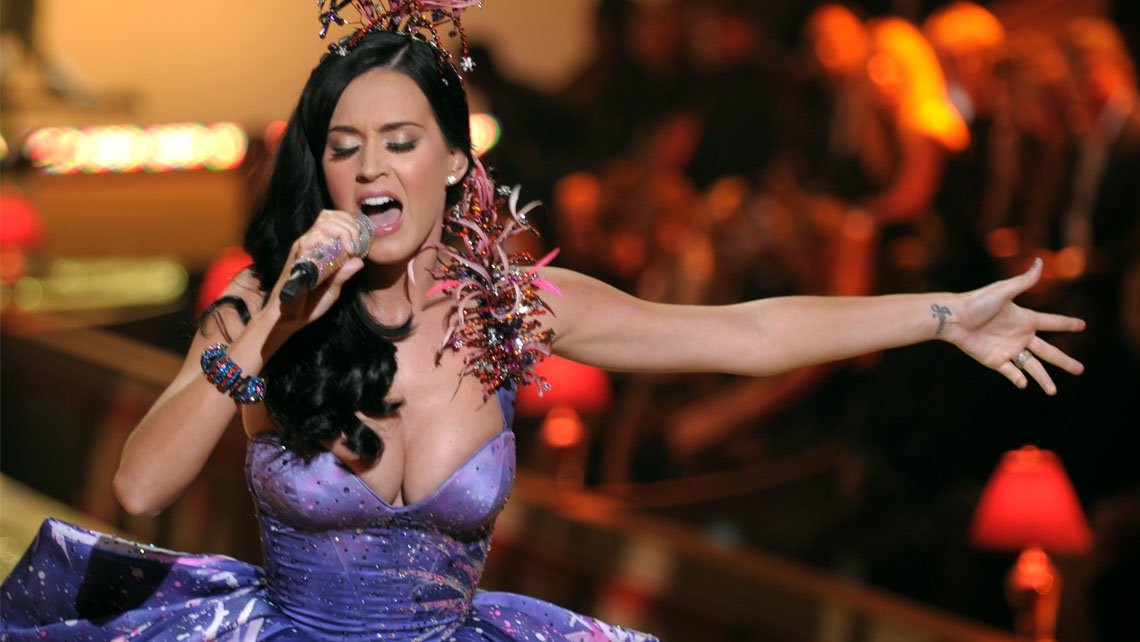 Katy Perry donates to abortion centre